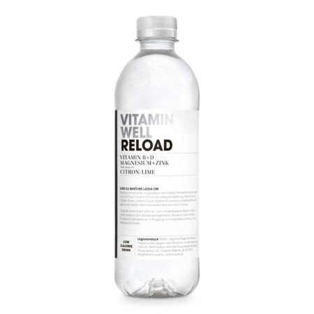 VITAMIN RELOAD CITRON LIME 12x50CL