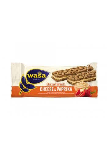 Sandwich Cheese/Papr 24x37g Wasa