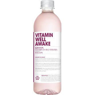 Vitamin Well Awake 50 cl