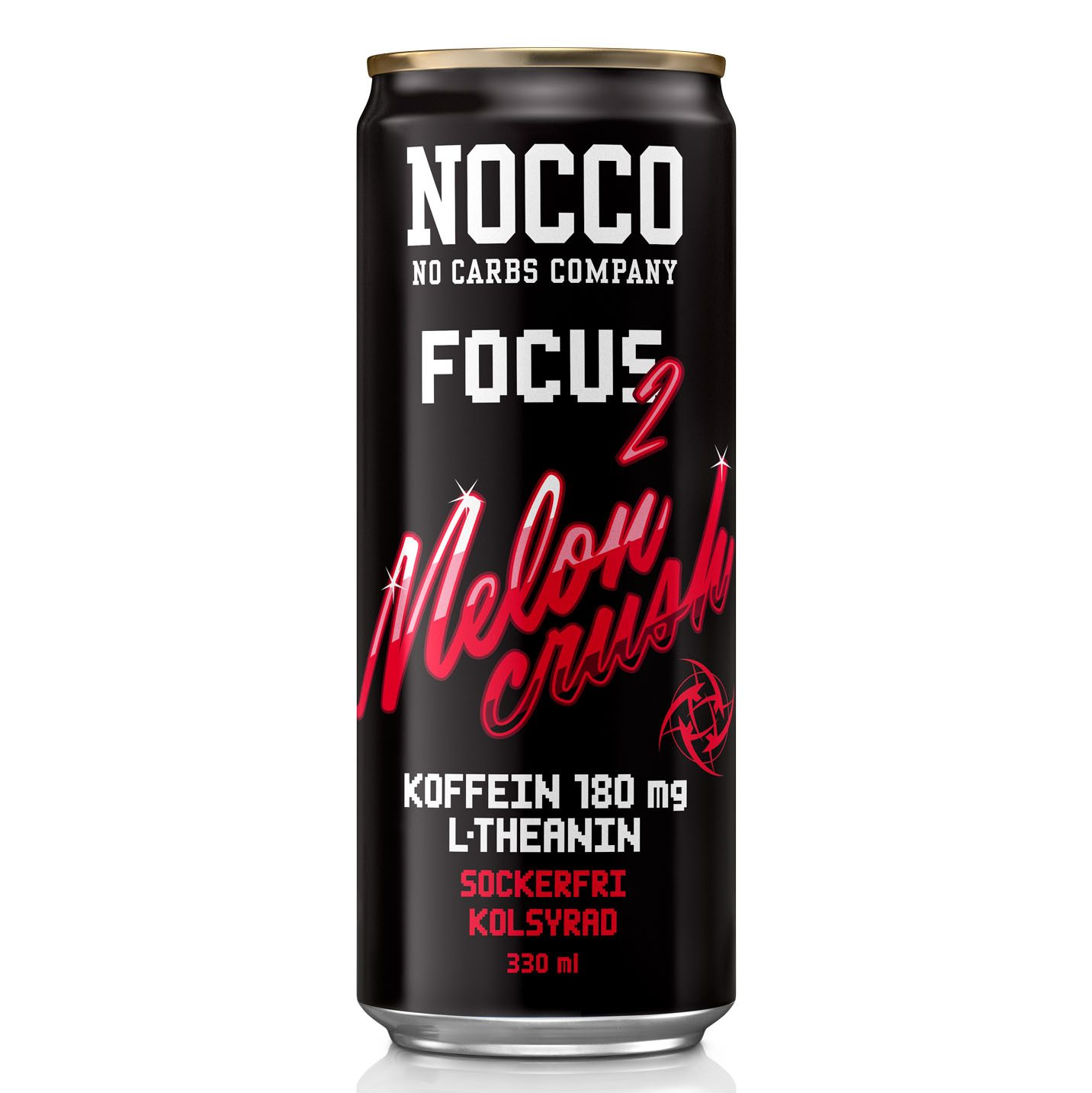 NOCCO FOCUS Melon 24x33 cl