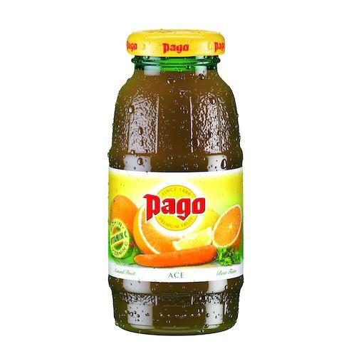 PAGO- Juice Apelsin/Morot/lime 12x20cl
