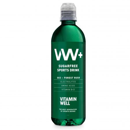 Vitamin Well+003 - Forest Rush 12x50cl
