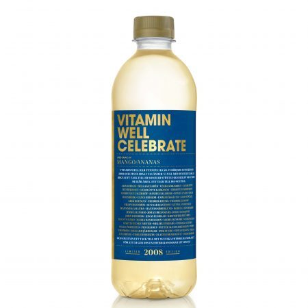 Vitamin Well Celebrate 12x500 ml