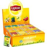 TE LIPTON BLANDLÅDA DISPLAY 180ST
