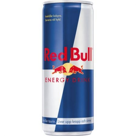 RED BULL ENERGY 24x25 cl