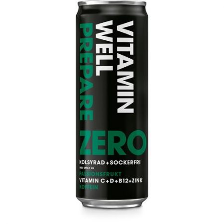 Vitamin Well Zero Prepare Zero 24x355ml