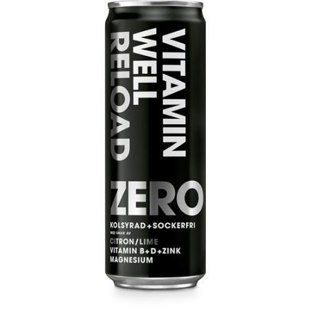 Vitamin Well Zero Reload Zero 24x355ml