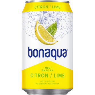 BONAQUA.CITRON/LIME.24x33 CL