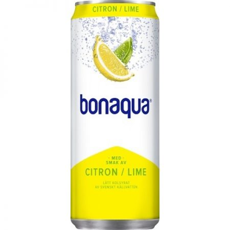BONAQUA.CITRON/LIME.20X33 CL
