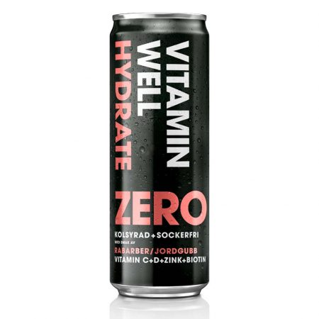 Vitamin Well Zero Hydrate 24x355ml