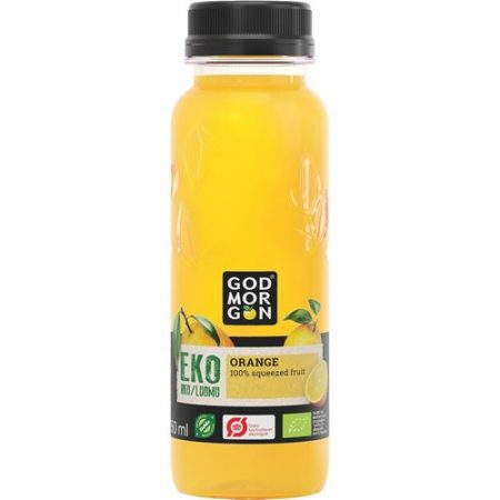 God Morgon - Juice Apelsin EKO 6x250 ml