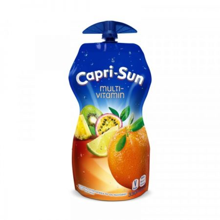 CAPRI-SUN MULTIVITAMIN 15X33CL