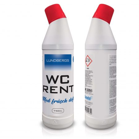 WC-RENT 750 ML
