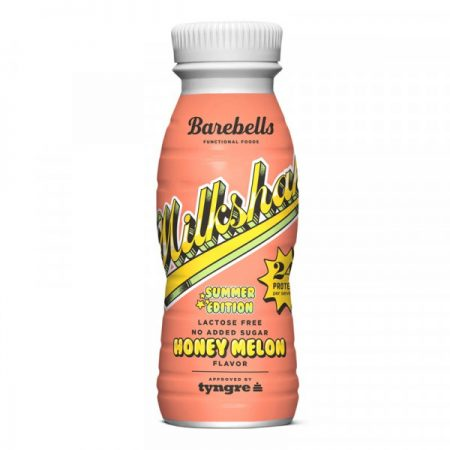 Barebells Milkshake Honey/Melon Summer Edition 8x33cl