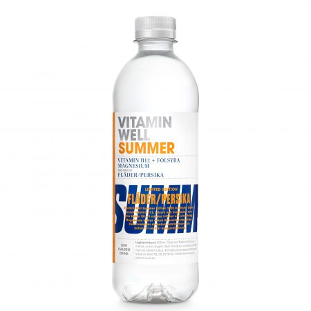 Vitamin Well Summer 12x50 cl