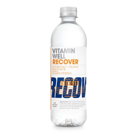 Vitamin Well Recover 12x50 cl
