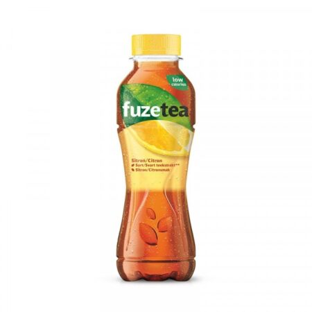 FUZE TEA LEMON 12X40CL