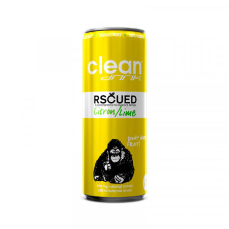 CLEAN RSCUED CITRON/LIME 24X33CL