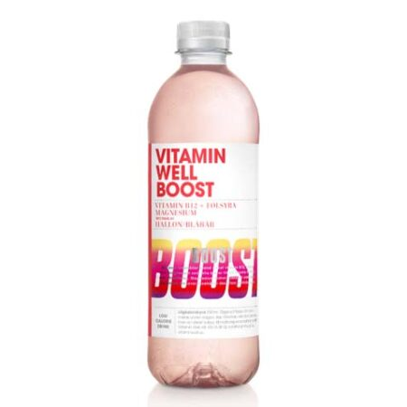 Vitamin Well Boost 12x50cl